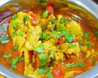 Sindhi Style Chicken Curry Recipe