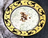 Coriander Tadka Raita Recipe