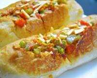 Mixed Vegetable Curry Roll Recipe