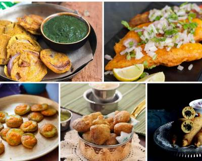 11 Delectable Bajji Recipes For An Evening Snack With Chai