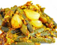 Bharwa Bhindi And Pyaaz Ki Sabzi Recipe