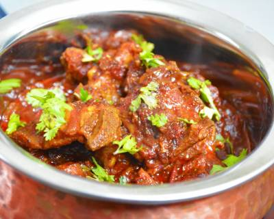 Himachali Mutton Rara Recipe