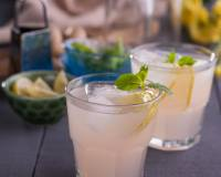 Fresh Ginger Lemonade Recipe