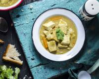 Ginger Garlic Tofu Curry Recipe