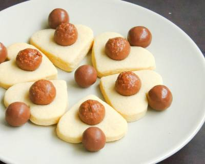 Maltesers Butter Cookie Recipe