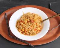Mixed Vegetable Spaghetti Pasta Recipe