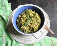 Moongachi Usali (Goan Style Sprouted Green Gram Stir Fry)