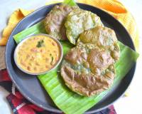 Palak (Spinach) Puri Recipe
