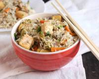 Tofu Fried Rice Recipe