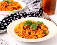 Vegetarian Mexican Fried Rice Recipe