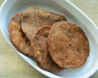 Ragi And Dill Nippattu Recipe