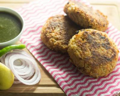 Bulgur Wheat Potato Patty Recipe