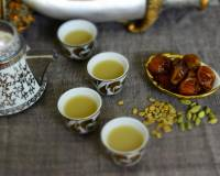 Qahwa | Arabic Coffee Recipe
