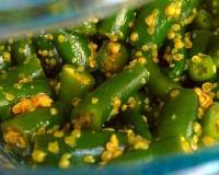 Mustard Green Chilli Pickle Recipe