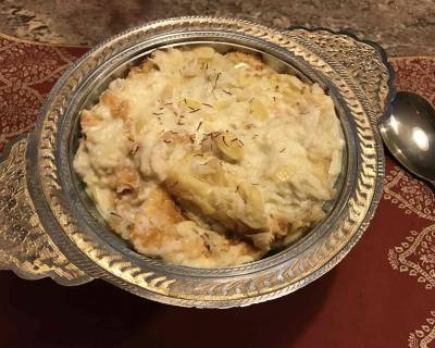 Umm Ali Recipe - Egyptian Dessert Recipe With Puff Pastry