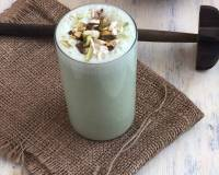 Sweet Mint Lassi Recipe