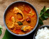 Chettinad Sura Meen Kuzhambu Recipe (Shark Fish Curry)