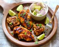 Mexican Lime Chicken Recipe