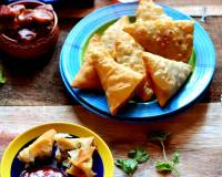 Mutton Keema Samosa Recipe-Mangsher Singara