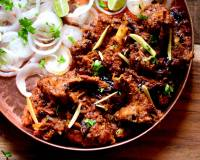 Pakistani Bhuna Gosht Recipe