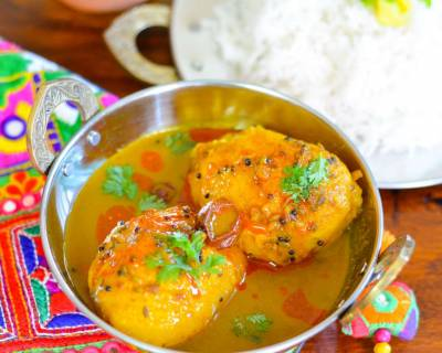 Sweet & Spicy Ripe Mango Curry Recipe