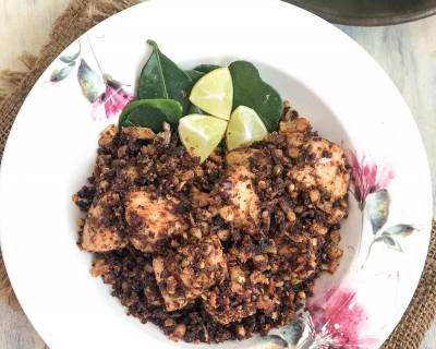 Ayam Goreng Kremes Recipe - Indonesian Style Crunchy Fried Chicken