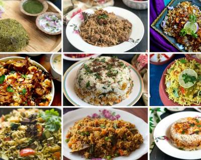 12 Biryanis & Accompaniments To Serve At Your Next Dinner Party
