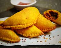 Caribbean Vegetable Patties Recipe (Hand Pie)