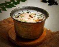 Karwar Style Lasani Kadhi Recipe - Kokum And Coconut Milk Curry