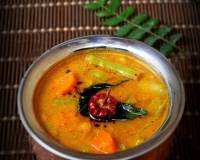 Karwar Style Khatkhate Recipe (Mixed Vegetable Curry With Toor Dal & Coconut)