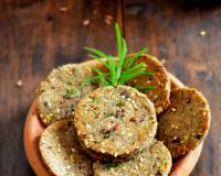 Savory Flax Seed Multigrain Crackers Recipe