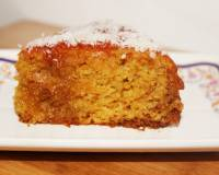 Whole Wheat Orange Honey Cake Recipe