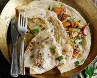 Masala Dosa Recipe With Vegetable Filling Recipe