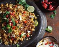 Chana Pulao Recipe - Spicy Chickpea Pulao