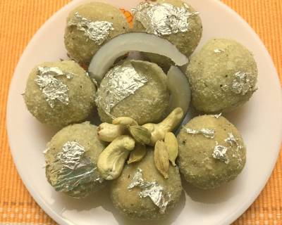 Atukula Ladoo Recipe - Sweetened Poha Energy Balls