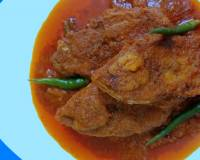 Ilish Macher Korma Recipe - Hilsa Fish Curry In Rich Gravy