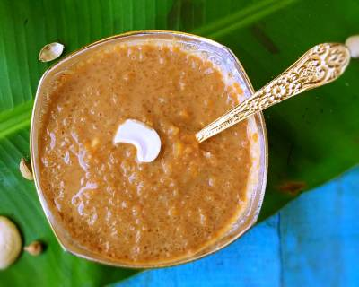 Godhuma Rava Payasam - Dalia/Broken Wheat Payasam