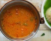 Chettinad Vengaya Kosu Recipe (Spicy Curry from Chettinad Cuisine)
