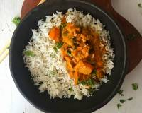Creamy Thai Sweet Potato Curry Recipe