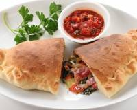 Homemade Italian Calzones Recipe