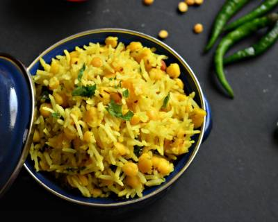 Chana Dal Khichdi Recipe