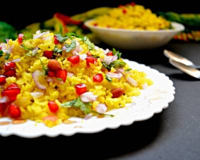 Indori Poha Recipe