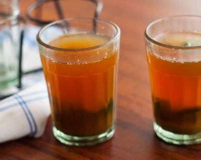 Tulsi Kashayam Recipe (Kaada) - Herbal Drink From Tulsi