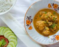 Cauliflower Thai Red Curry Recipe