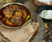 Railway Mutton Curry Recipe