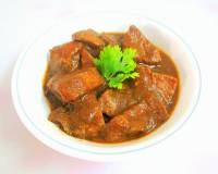 Kaleji Ka Faal Recipe-Mutton Liver Pepper Fry