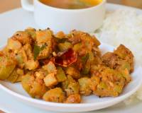 Sorakaya Masala Curry Recipe - South Indian Style Bottle Gourd Curry