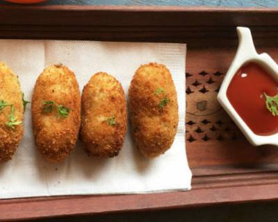 Cheesy Rice Poppers Recipe