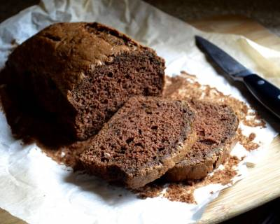 Spiced Chocolate And Beetroot Tea Cake Recipe