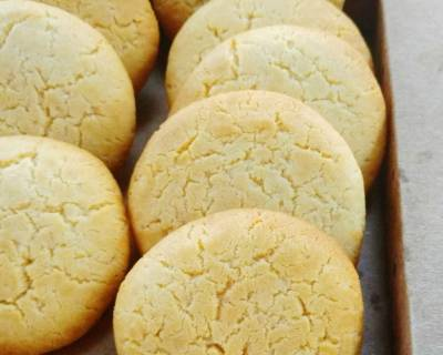 Condensed Milk Cookies Recipe